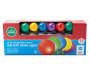 Ultra Bright Multi-Color LED G40 Globe Light Set 35-Count Silo In Package