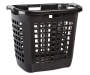 Ultra Easy Carry Black Hamper