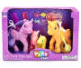 Unicorn Pony Play Set 4-Piece In Package Silo
