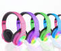 V.LIGHTUP MULTI COLOR STEREO HEADPHONES NEON GREEN FOR BIGLOTS
