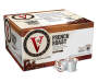 Victor Allen French Roast Single Serve Coffee Brew Cups, 80-Pack