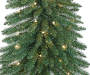 Vixen Alpine Artificial Christmas Trees 3 Pack Close Up Detail Silo Image