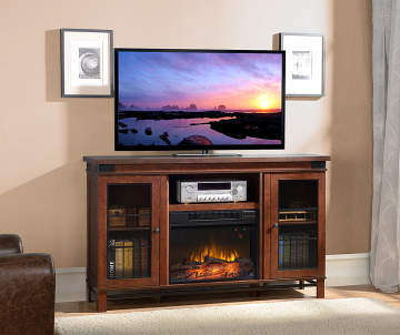 Electric Fireplaces Inserts Tv Stand Amp More Big Lots