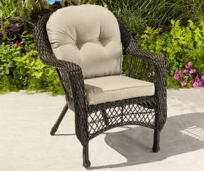 Wilson Amp Fisher Westwood All Weather Wicker Patio Chair
