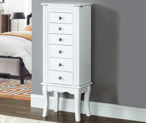 White Jewelry Armoire Big Lots