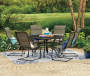 WILSON FISHER PATIO RUG STONERIDGE 6X9