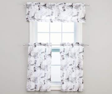 Kitchen Curtains | Big Lots