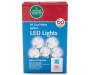 White Sphere LED Light Set 60 Count in Package