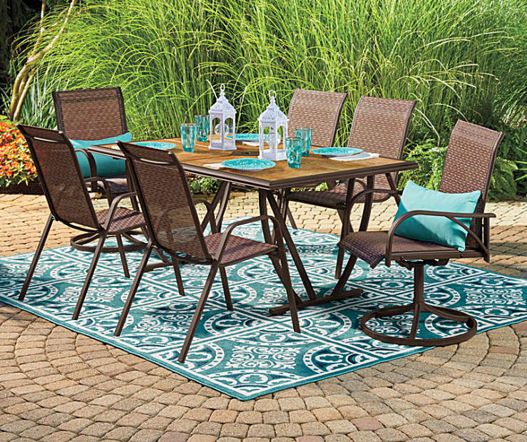 Set Price: $349.99 - Patio Furniture Big Lots