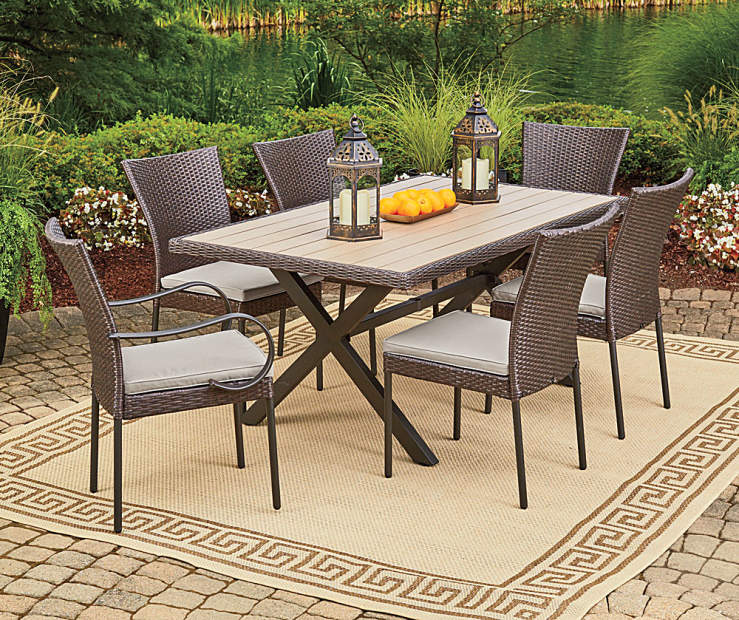 Big Lots Dining Set: Wilson & Fisher Hyde Park Dining Set Collection