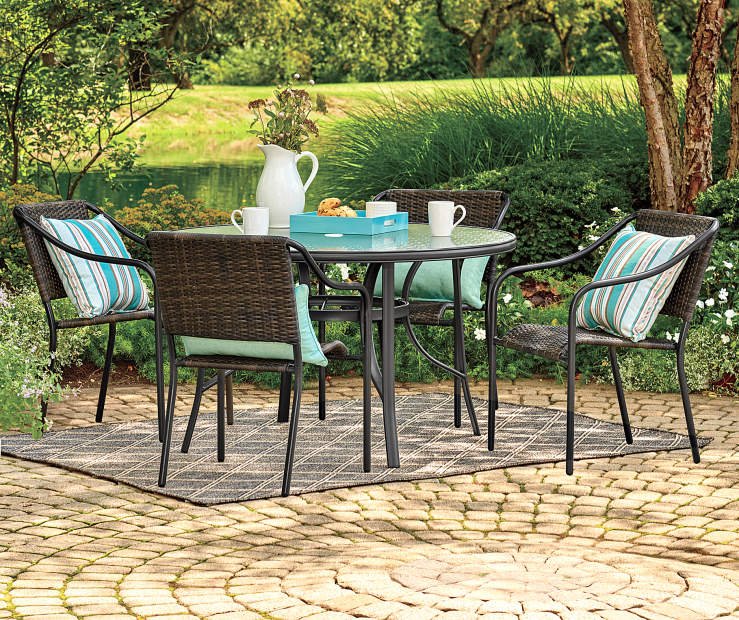 Big Lots Dining Set: Wilson & Fisher Mix & Match