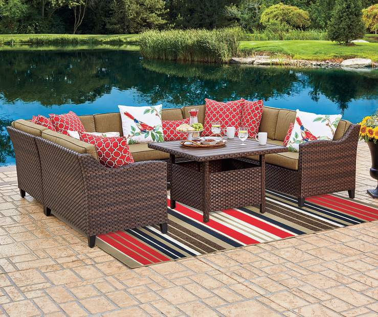 Save $100 On Set - Patio Furniture Big Lots