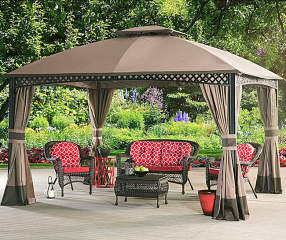 Windsor Dome Gazebo 10 X 12 Replacement Accessories