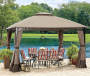 Windsor Gazebo with Netting, (10' x 12')
