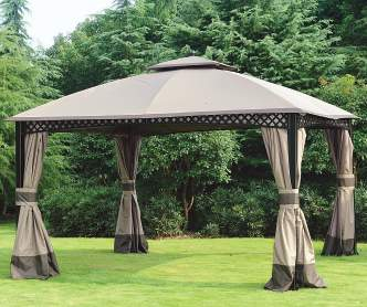 Pop Up Canopy With Netting 11 X 11 Big Lots