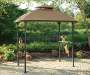 Windsor Grill Gazebo Replacement Canopy 5 Feet by 8 Feet Outdoor Setting Lifestyle Image