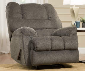 Simmons Worthington Pewter Recliner Big Lots