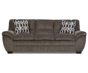 Simmons Worthington Pewter Sofa Big Lots