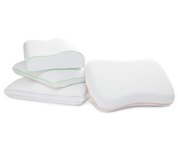 Zeopedic Cool Contour Memory Foam Pillow Big Lots