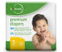 b loved premium diapers 32 pack package shot