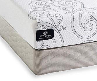 Serta Perfect Sleeper Bayport Firm Queen Mattress Amp Low