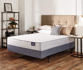 Serta Firm Queen Mattress Amp Box Spring Set Perfect
