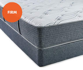 Serta Firm King Mattress Amp Box Spring Set Icollection