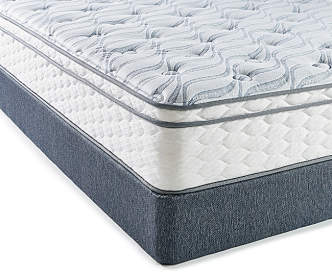 Serta Icollection Medina Plush Queen Mattress Big Lots