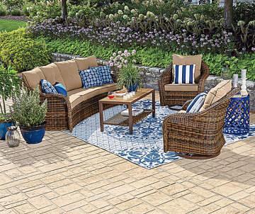 Patio Outdoor Furniture Big Lots