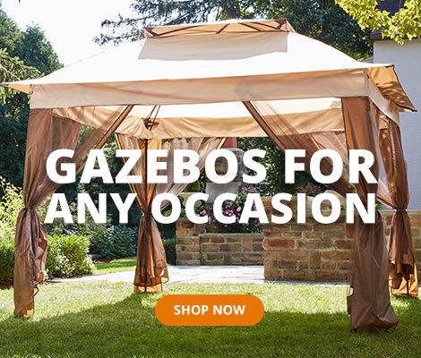 Gazebos for any Occasion  Shop Now. Big Lots   5253   Washington  DC Discount Retail Store
