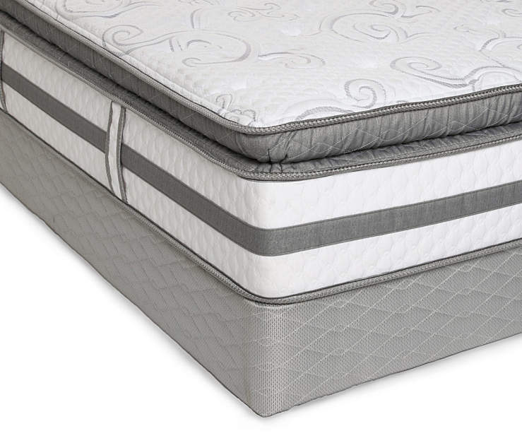icollection by serta massina firm queen mattress set big. Black Bedroom Furniture Sets. Home Design Ideas