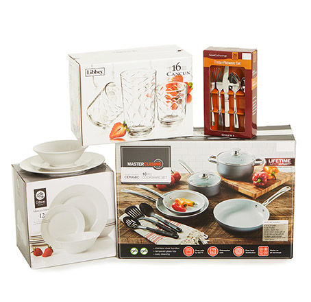 Kitchen Newcomer Starter Kit Collection. Shop Now.