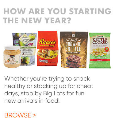 Health Snacks for the New Year.