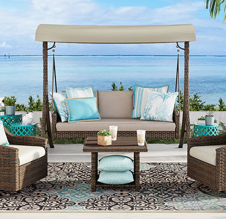augusta furniture for medium patios