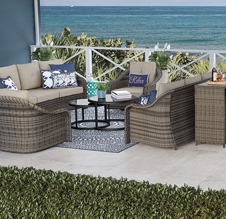 lakewood patio furniture for extra large patios