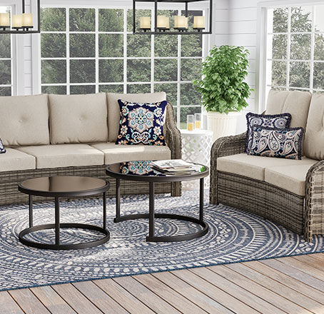 lakewood patio furniture for large patios
