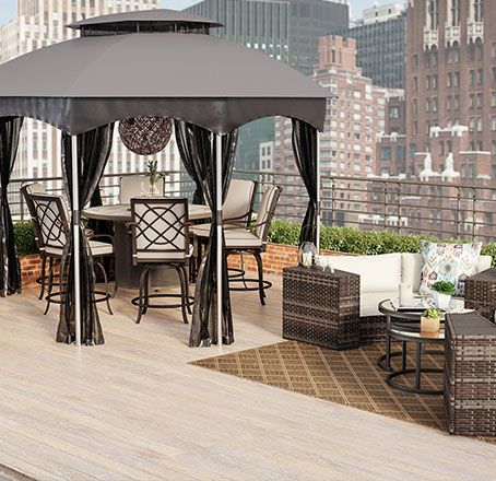 manhattan collection for extra large patios