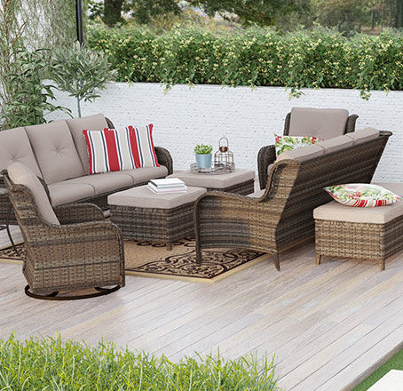oakmont collection for extra large patios