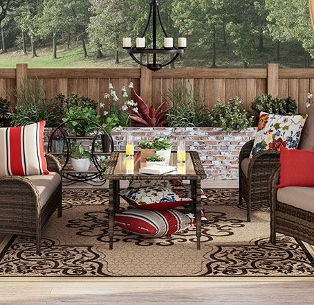 oakmont collection for medium patios