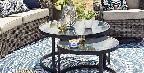Lakewood patio tables
