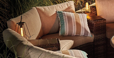 manhattan collection outdoor pillows