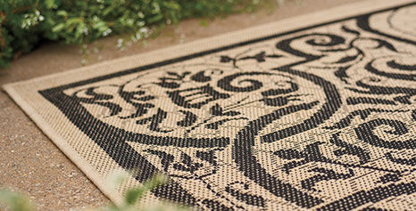 oakmont colleciton outdoor rugs