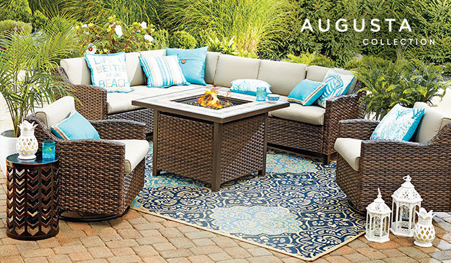 Augusta Patio Furniture Collection Big Lots
