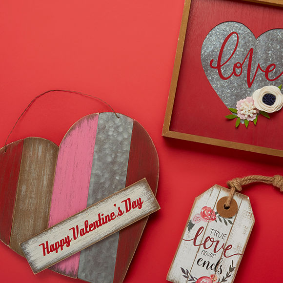 Browse Valentine's Day Items!