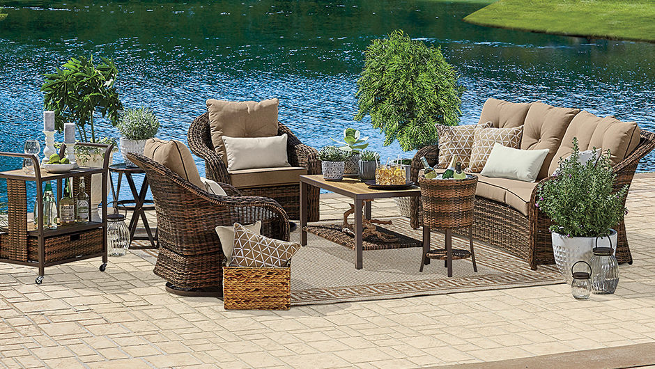 Outdoor Furniture Gazebos Chairs Amp More Big Lots
