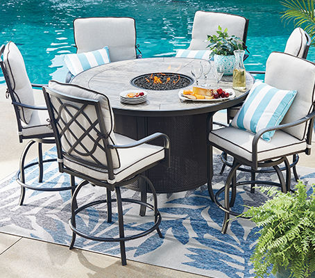 Shop All New Patio Sets
