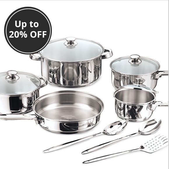 Shop All Cookware
