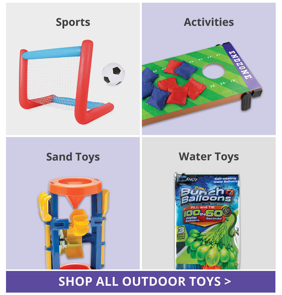 Shop all Outdoor Toys