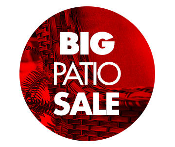 The Big Patio Sale
