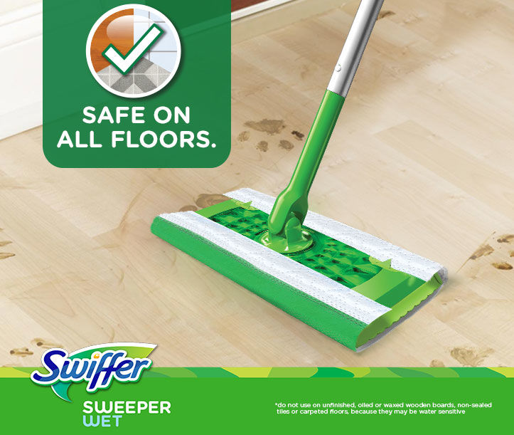 Sweeper Wet